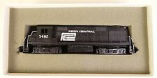 PERFECT MODELS ALCO RS-27 PAINTED BRASS PENN CENTRAL DIESEL LOCOMOTIVE-NMIB!