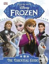 New Disney's Frozen Book - The Essential Guide from the movie - Elsa, Anna, Olaf