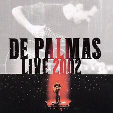 Gerald De Palmas : Live 2002 (2CDs) (2004)