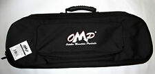 "OMP TAKEDOWN RECURVE BOW CASE, WILL ACOMODATE BOWS UP TO 66"", BLACK"