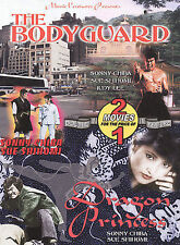 The Bodyguard/Dragon Princess (DVD, 2004)