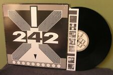 "Front 242 ""Headhunter"" 12"" EX Orig Revolting Cocks Ministry Nine Inch Nails NIN"