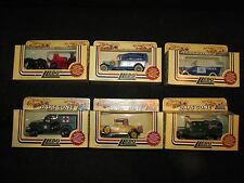 Lledo Days Gone 1983 lot 6 London Fire, Police, Castrol Oil, Army Ambulance more