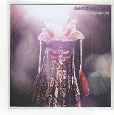 (FO54) Gang Gang Dance, First Communication - 2009 DJ CD