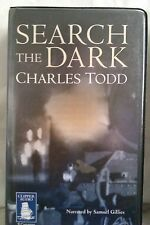 Search the Dark by Charles Todd: Unabridged Cassette Audiobook (FF3)