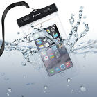 JETech 3240 Universal Waterproof Case Bag Pouch Underwater Bag for Cell Phone