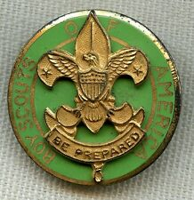 WWII Boy Scouts of America Assistant Scoutmaster Pin