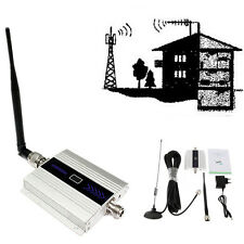Gain GSM 900Mhz Mobile Cell Phone Signal Booster Amplifier RF Repeater EU Plug