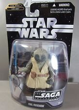 FOUL MOUDAMA Star Wars Saga Collection 029 Jedi Action Figure Toy NEW in PACKAGE