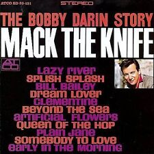 The Bobby Darin Story CD Mack The Knife Lazy River Dream Lover Beyond The Sea