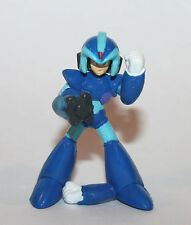 "1994 Bandai Japan Mega Man X ""Blue"" Rockman 2.5"" PVC Figure"