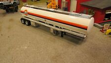 1:64 SpecCast GULF gas station tandem axle gas oil fuel tanker/tank trailer HTF