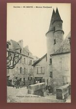 France Limousin BRIVE Maison Treilhard early PPC c1900s?