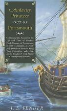 Hardscrabble Books-Fiction of New England: Audacity, Privateer Out of...