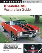 Chevelle SS Restoration Guide, 1964-1972 by Paul A. Herd (1992, Paperback,...