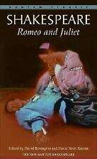 Romeo and Juliet (A Bantam Classic), William Shakespeare, Good Book
