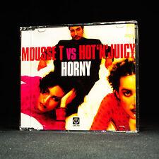 Mousse T vs Hot N Juicy - Mit hörnern - musik cd EP