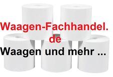 Thermobonrollen Bonrollen für Bizerba Ladenwaagen 58mm weiß 50 Stück 1A Qualität