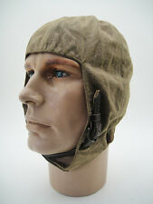 GREAT GERMAN HELMET FLYING WW2 LUFTWAFFE Vintage AIR PILOT Aviation Bomber WWII