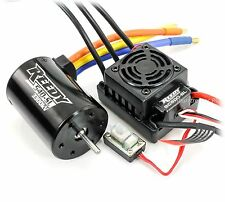 Team Associated Reedy SC600-BL ESC, 3300KV 540-SL Brushless Motor Combo 1/10 2wd