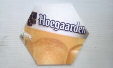 HOEGAARDEN ** new **   Beermat / Coaster - Double sided - Naturally  Different