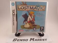 LOSTMAGIC LOST MAGIC NINTENDO DS DSi 2DS 3DS PAL EUR UK FR ENG NUOVO SIGILLATO