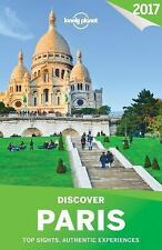Travel Guide: Discover Paris by Lonely Planet Publications Staff (2016,...