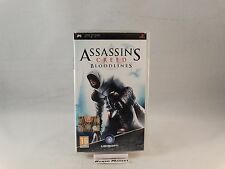 ASSASSIN'S CREED BLOODLINES SONY PSP PLAYSTATION PORTABLE PAL ITALIANO COMPLETO