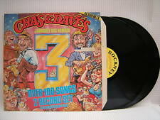 Chas & Dave's Jamboree Bag Number 3, Rockney ROC-914 Ex+ Condition Double Vinyl