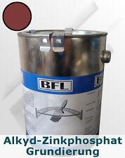 2,5 Li Alkyd-Zinkphosphat Grund Rotbraun, haftstarker Rostschutz  17,46 €/Li