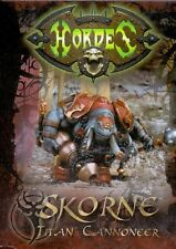 PRIVATEER PRESS HORDES BOITE PIP 74007 SKORNE TITAN CANNONEER