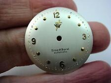 Knights Templar Ernest Borel Vintage Watch Dial Pearl 27.86mm Automatic Mens NOS