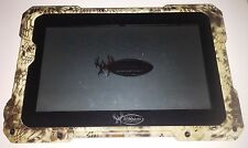 "1959 Used Wildgame Innovations VU100 Camo Trail Tab 7"" Outdoor Android Tablet"