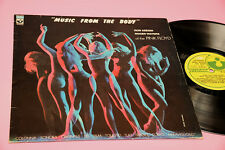 ROGER WATERS PINK FLOYD LP MUSIC FROM THE BODY ORIG ITALY 1974 EX+ DIFF COVER