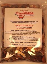 Mamajuana Don Ramon 17-Variety CLAVO+ Testosterone to the Max - For Men Only