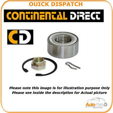 CDK417 FRONT WHEEL BEARING KIT  FOR CHEVROLET SPARK 1.0 2010-
