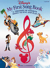 Disney's My First Song Book Piano Music Vol.1 EASY BEGINNER FILM MOVIE SONGS HIT