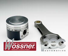 8:5.1 Wossner Forged Pistons + PEC Steel Rods for Renault Clio Williams 2.0 F7R