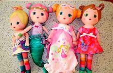 Zapf Creations Mooshka Fairytale Mermaid Ring around Rosie Twinkle Sings Lot D20