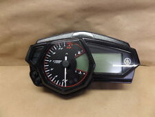 2015 YAMAHA YZF-R3 SPEEDOMETER TACHOMETER GAUGE CLUSTER INSTRUMENT PANEL *VIDEO*