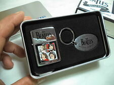 ZIPPO LIGHTER BEATLES LET IT BE SPECIAL EDITION + PORTACHIAVI NEW