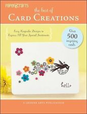 Papercrafts: The Best of Card Creations (Leisure Arts #5278): Easy Keepsake Des