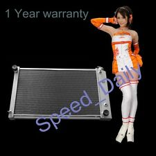 3 ROWS/ CORES ALUMINUM RADIATOR FOR 1975-80 CHEVY G10 G20 G30 VAN 162