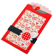 Sizzix Bigz XL Gift Card Holder #2 die #660798 Retail $39.99 by Echo Park Paper