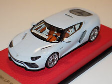 1/43 Looksmart Lamborghini Asterion LP910-4 in Icarus White on Leather Base