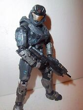 Halo Reach Series 1 - **NOBLE SIX 6** McFarlane Figure 100% Complete w/ Gun!!