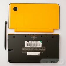 Yellow Full Housing Shell Case Repair Part For DSi XL / DSi LL - UK