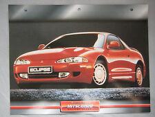 Mitsubishi Eclipse Turbo Dream Cars Card