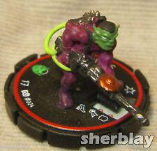 HeroClix WizKids Mini Figure INFINITY CHALLENGE 2002 Marvel SKRULL WARRIOR 024
