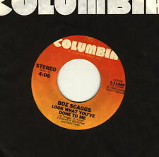 Boz Scaggs - Look what you've done to me - Original issues